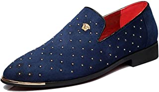 Best blue and gold loafers mens Reviews