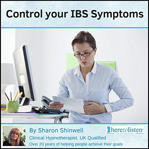 Control Your IBS Symptoms audiobook cover art