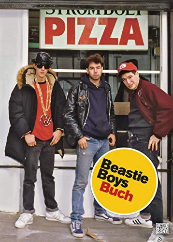 Beastie Boys Buch: Deutsche Ausgabe