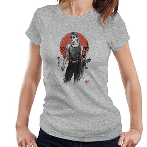 Terminator Sarah Connor Women's T-Shirt