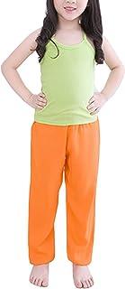 Pantalones de Yoga Largos para niños Harem Pantalones Aladdin Verano