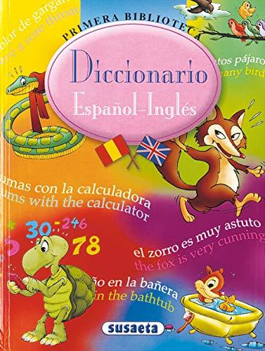 Diccionario Español-Inglés (Primera Biblioteca)