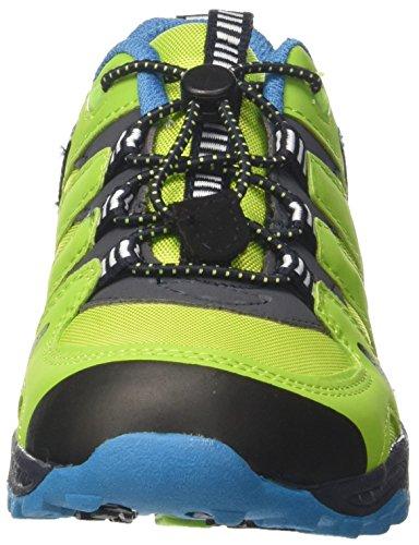 Lico Fremont, Zapatos de Senderismo, Azul (Lemon/Marine/Petroleo Lemon/Marine/Petroleo), 34 EU