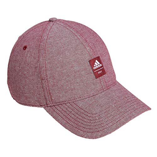 adidas Mully Performance Hat Casquette De Baseball, Rouge (Rojo Dt2182), Unique (Taille Fabricant:...