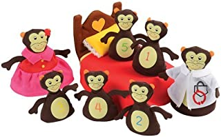 Monkeys Jumping on the Bed Props for all age kids