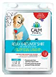 Calm Paws Dog Relax & Recovery Shirt, Large/X-Large