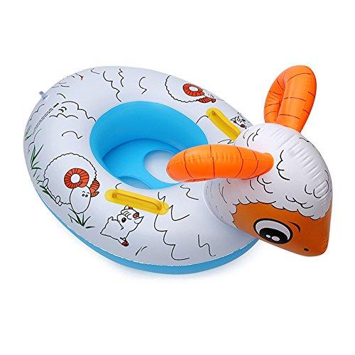 Chickwin Anillo De Natación Cute Niños Infantil Hinchable De natación Anillo Flotador...