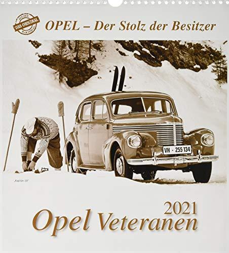 Opel Veteranen 2021: Opel - Mobilität für Viele