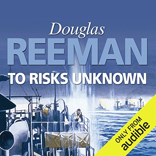 To Risks Unknown audiobook cover art