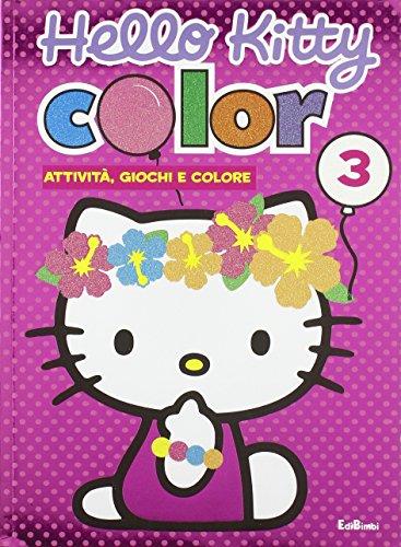 Color 3. Hello Kitty. Ediz. illustrata