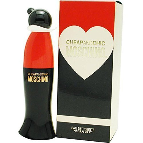 CHEAP & CHIC by Moschino Perfume for Women (EDT SPRAY 3.4 OZ) by Moschino Cheap and Chic