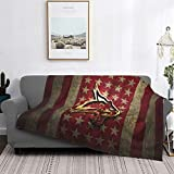 Texas State University Ultra Soft Blanket Warm Cozy Fluffy Air Conditioner Quilt Luxury Sofa Blanket Office Blanket
