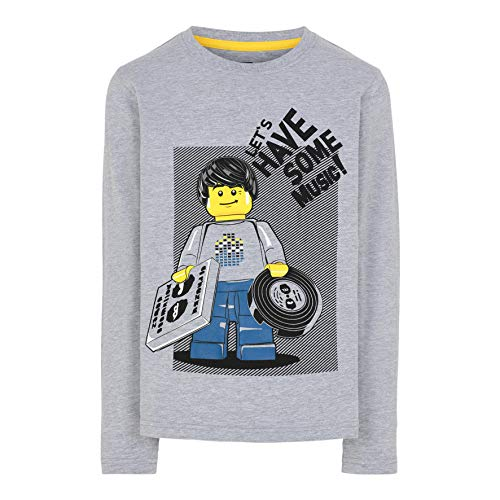 LEGO Classic Longsleeve Shirt Camiseta, 912, 92 cm para Niños