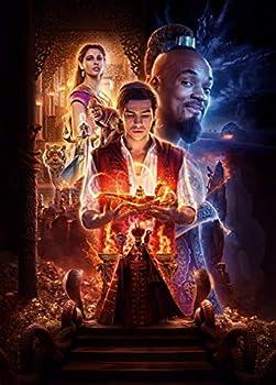 Aladdin Movie Poster Limited Wall Art Print Photo Will Smith Mena Massoud Naomi Scott Size 11x17#1