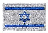 Israel Flag Embroidery...image