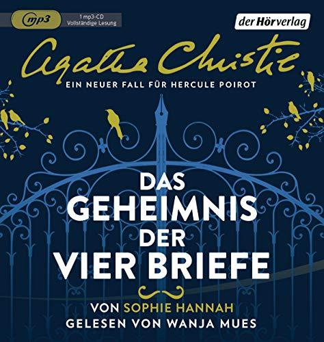 Das Geheimnis der vier Briefe: Ein neuer Fall für Hercule Poirot (Agatha-Christie-Krimis, Band 3)