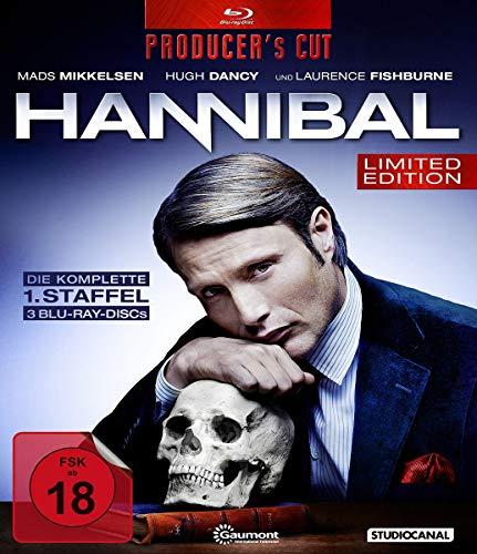 Hannibal - Staffel 1 - Producer's Cut [Blu-ray] [Limited Edition]