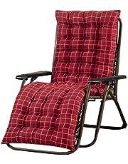 Cuscini per sedie a Sdraio 67x 20,8 Cuscini per sedie a Sdraio Cuscini di Ricambio Chaise Lounge Cuscino per sedie Patio Chaise Longue per Esterni per Giardino Patio Cortile Esterni Interni