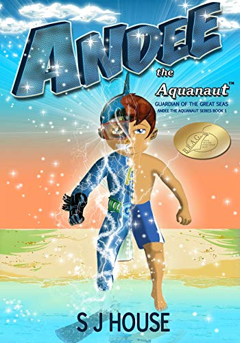 Andee The Aquanaut by S J House ebook deal
