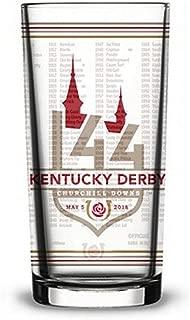 2018 Official 144th Kentucky Derby Mint Julep Glass