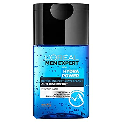 L'Oréal Men Expert Hydra Power Refreshing Post Shave, 125ml from L'Oreal