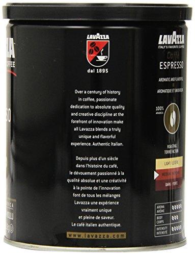 Lavazza Espresso Ground Coffee