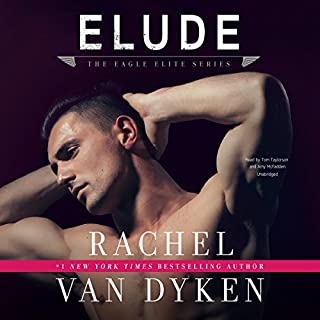 Elude audiobook cover art