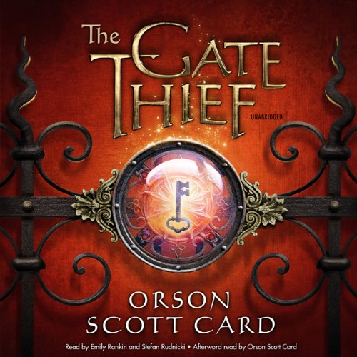 The Gate Thief cover art