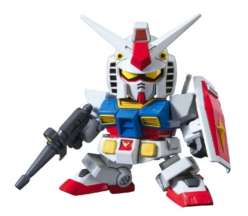 RX-78-2 Gundam Animation Color GUNPLA SD Gundam BB Senshi Vol. 329