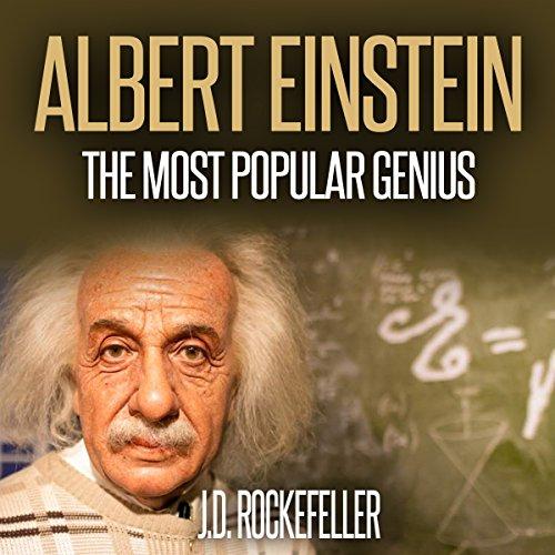 Albert Einstein cover art