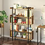 Rolanstar Bookshelf 5-Tier...