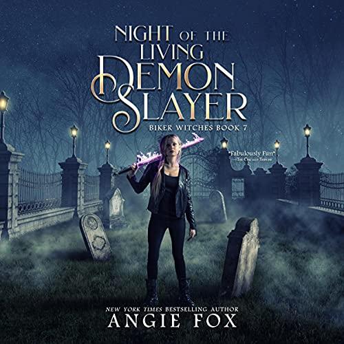 Night of the Living Demon Slayer cover art