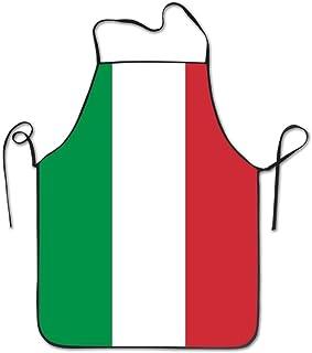 ready to ship Italian Kitchen Themed Adult Apron