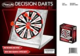 Max Sales Group Decision Darts - Mini Magnetic Dart Set