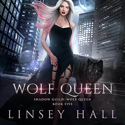 Wolf Queen Audiobook By Linsey Hall cover art