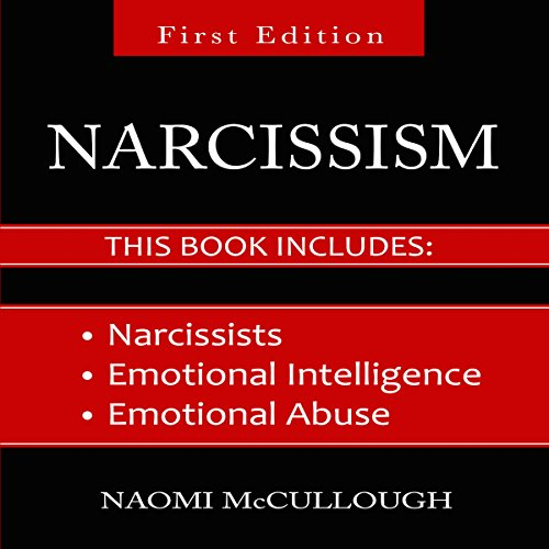 Narcissism: 3-Book Bundle audiobook cover art