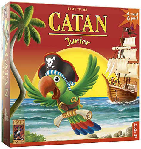 999 Games 999-Kol23B Catan Junior Bordspel Bordspel, Alle Kleuren