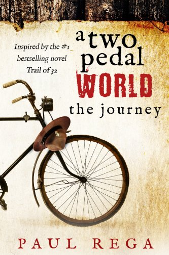 A Two Pedal World: The Journey (Book 1) (English Edition)