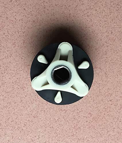 ADUCI 3pack 285753A Lavadora Piezas de Acoplamiento del acoplador for Whirlpool 285753A Piezas de Repuesto Lavadora