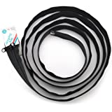 Coats Thread and Zippers 100-Inch Plastic Sleeping Bag Separating Zipper, Black