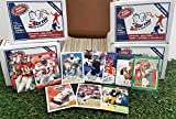 70s football cards - 300 card Mini-Jumbo lot of Football cards Starter kit with Guaranteed Superstars -1970's to present. Comes in Custom Souvenir Box- Great gift for the 1st time collectors! OVER 6,300 SOLD by 3bros