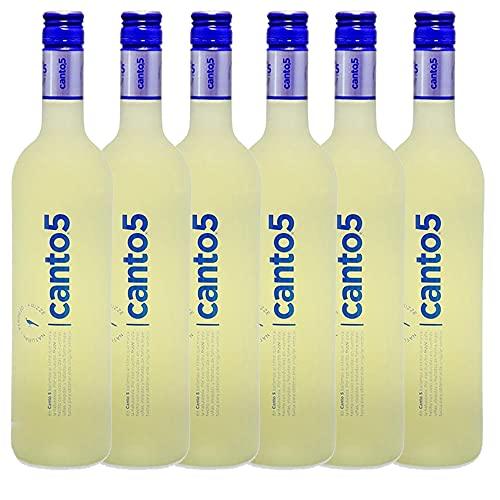 Canto 5 Frizzé - Verdejo - 6 botellas