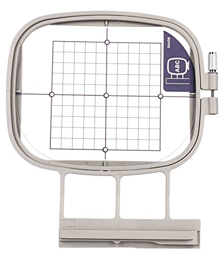 Medium Embroidry Hoop 4' x 4' (100x100mm) Brother, Baby Lock (SA438) (EF74)