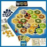 Nuova Versione GU581 Giochi Uniti GU445 Catan Il Gioco /& Catan Studios-I Coloni Catan Il Gioco Espansione 5-6 Giocatori