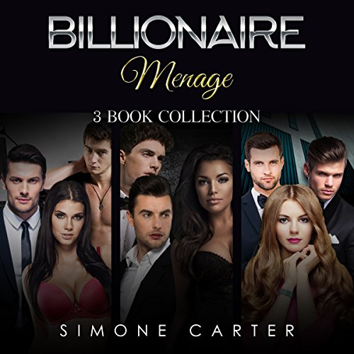 Billionaire Menage audiobook cover art