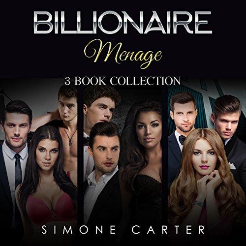 Billionaire Menage  By  cover art