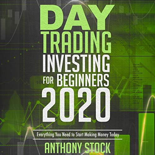 Day Trading Investing for Beginners 2020 Titelbild