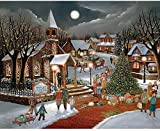 Spirit of Christmas is a 500 piece jigsaw puzzle designed by H. Hargrove. Our Jigsaw Puzzles are made with recycled cardboard. Die-cut puzzle pieces are easy to handle - and no two are alike. Our 500 Piece Puzzles are exciting and challenging to put ...