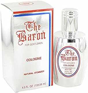 THE BARON by LTL Cologne Spray 4.5 oz for Men - 100% Authentic