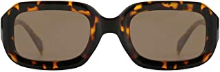 New Vintage Square Frame Sunglasses for Men and Women UV400 Protection